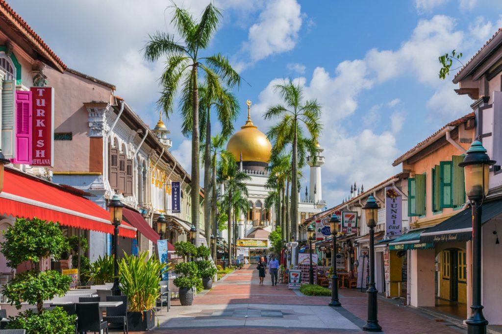 Kampong Glam à Singapour