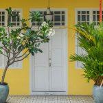 Maison de style peranakan à Singapour