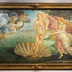 Une oeuvre de la galerie des Offices de Florence