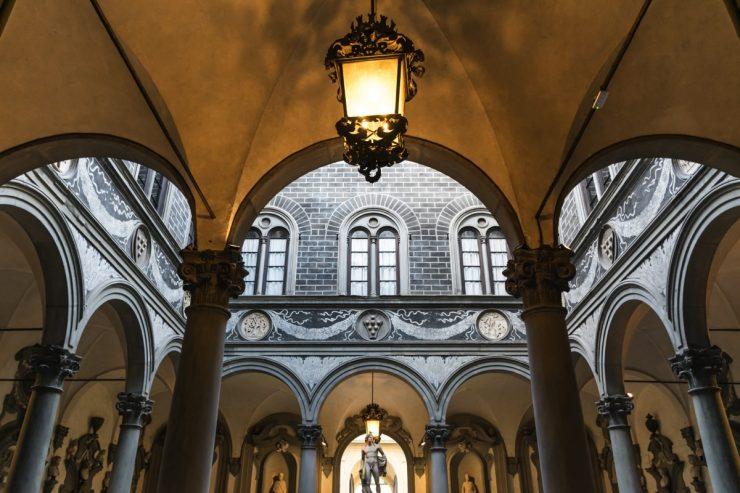 Palais florentin