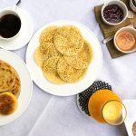 Petit déjeuner au Dar Assiya à Marrakech