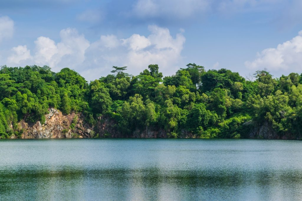 Pulau Ubin - Singapour