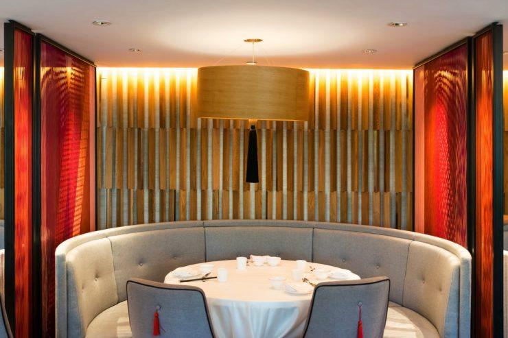 Restaurant Yan à Singapour