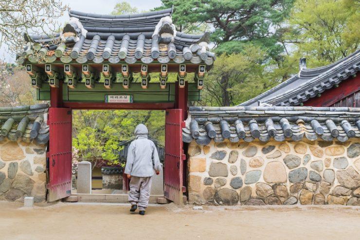 Bulguksa - Gyeongju