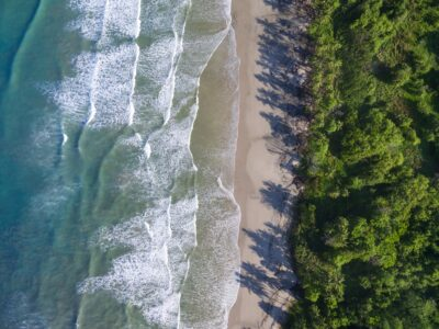 Malpais au Costa Rica