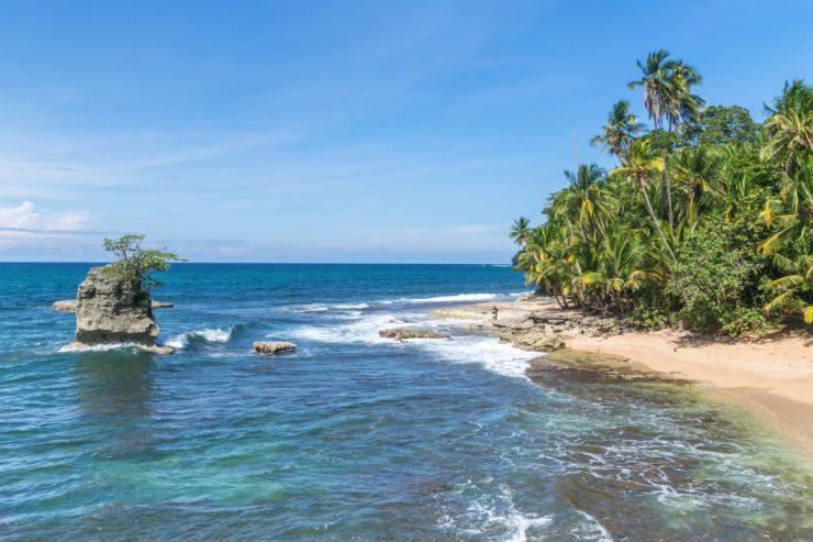 Punta Manzanillo au Costa Rica