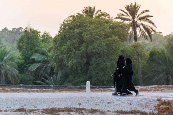 Balade autour du Qal'at al Bahrain