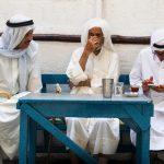 Café traditionnel à Manama