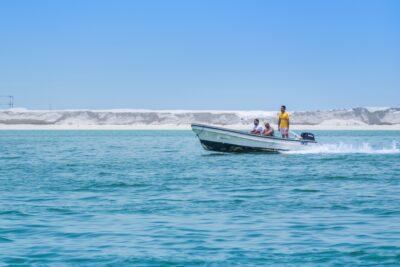 Balade en mer au Bahreïn