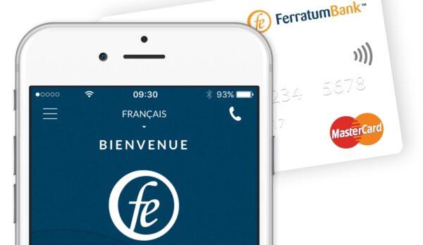 Ferratum bank, banque adaptée au voyage