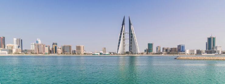 Skyline de Manama