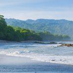 Plage de Malpais au Costa Rica
