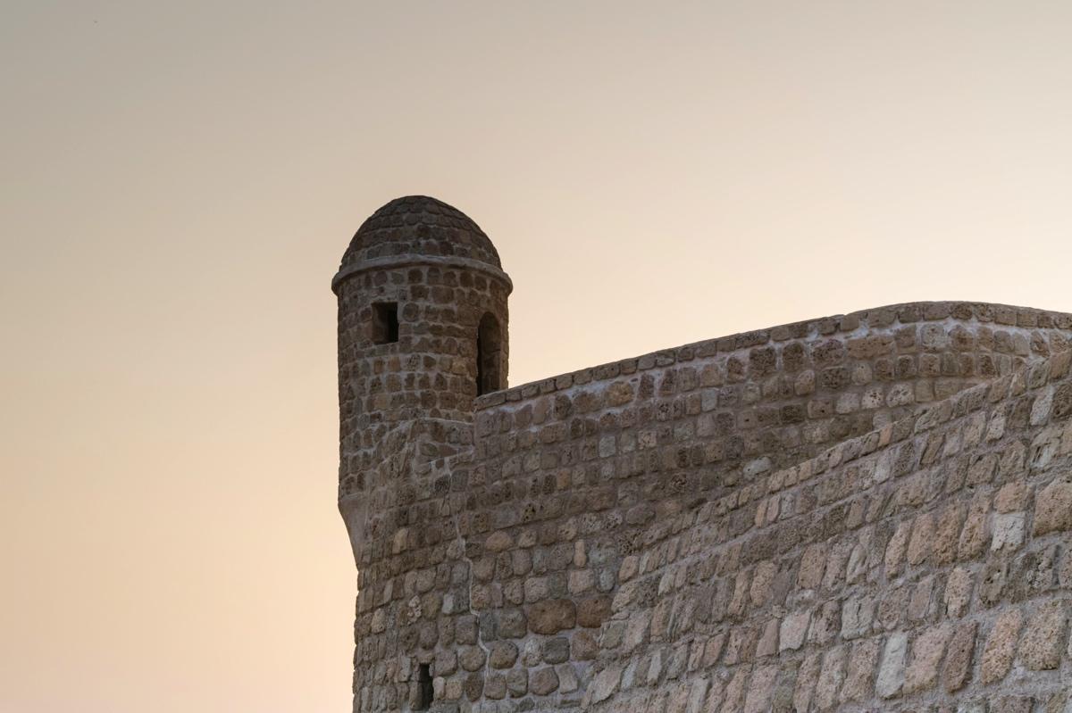 Tour portugaise du fort de Bahreïn