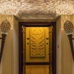 Couloir de l'hôtel Shangri-La