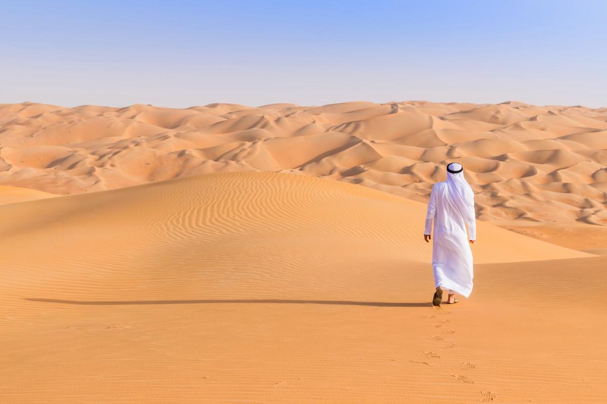 Dunes de Liwa - UAE