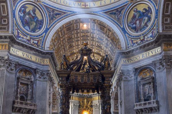 Durée de visite au Vatican