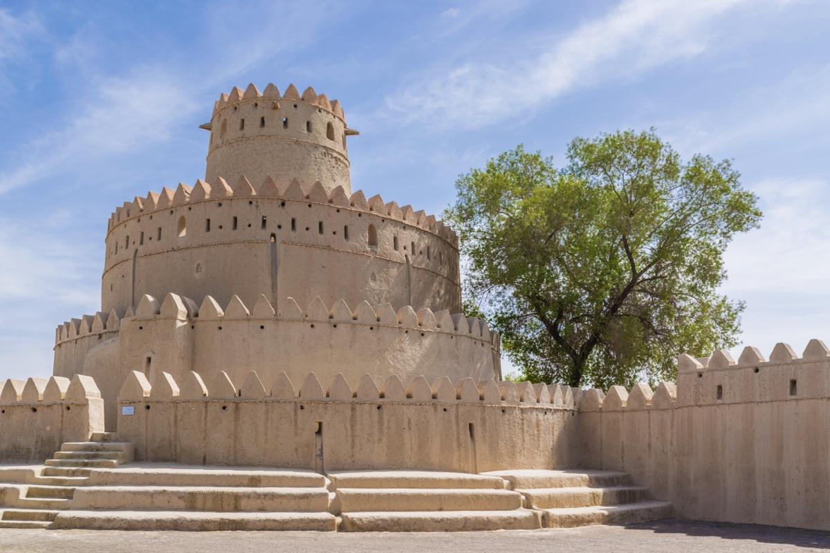 Fort al Jahili d'Al Aïn