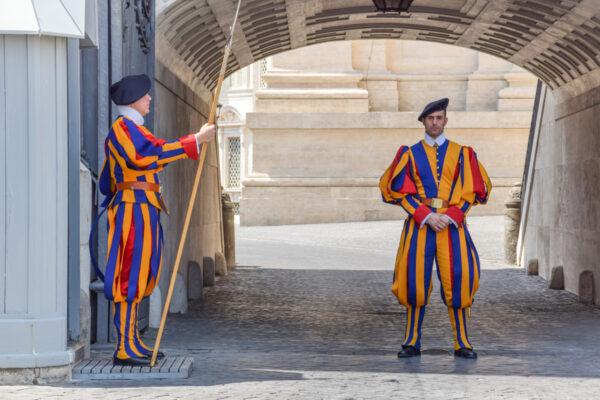 Horaires du Vatican