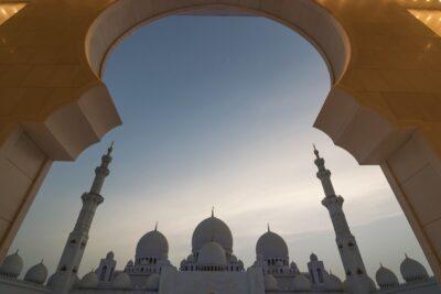 Mosquée à Abu Dhabi