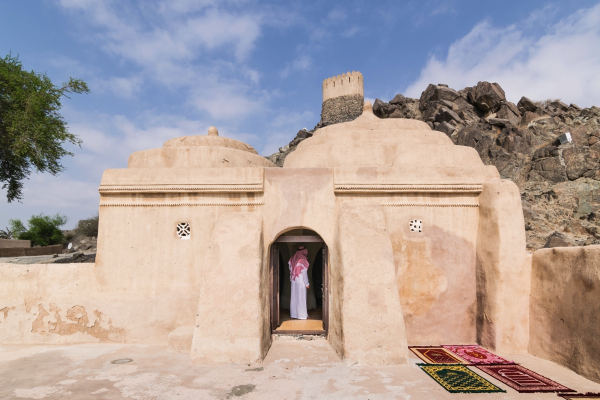 Mosquée Al Bidiyah