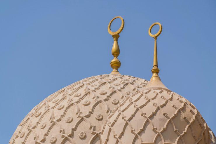 Mosquée Jumeirah à Dubai