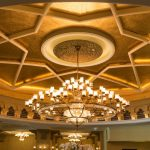 Lobby du Shangri-La d'Abu Dhabi