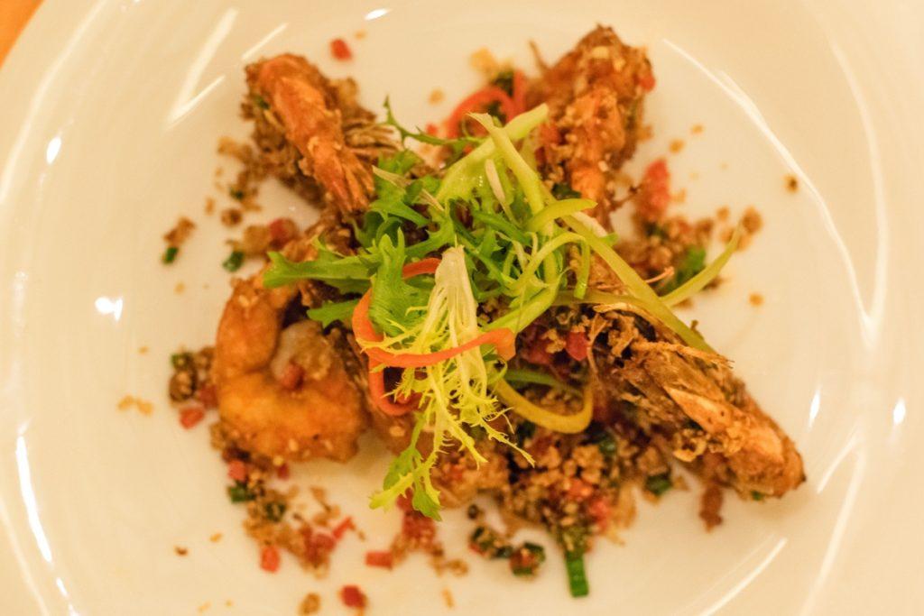 Restaurant Hoi An au Shangri-La d'Abu Dhabi