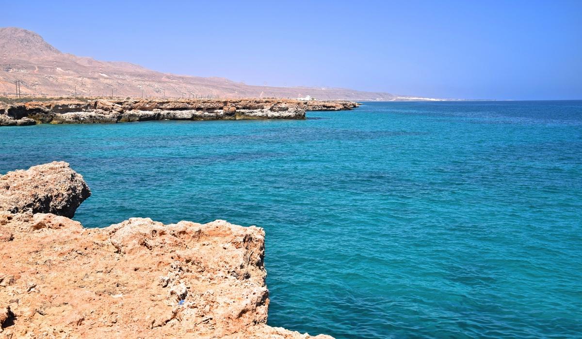 Road trip à Oman