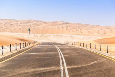 Road trip aux UAE