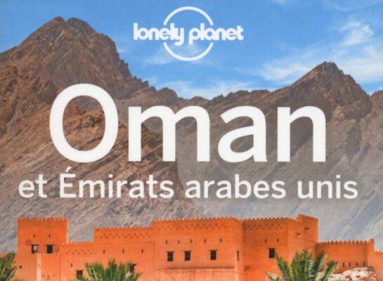 Guide papier pour un voyage à Oman