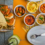 Breakfast au Saffron restaurant de Muharraq