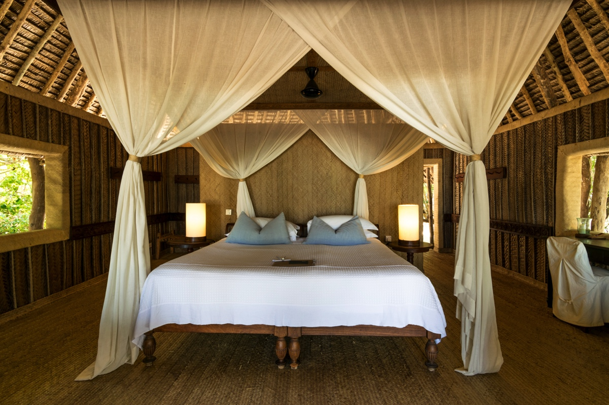 Chambre sur Mnemba Island à Zanzibar