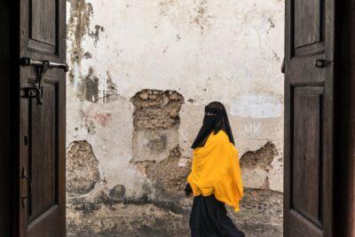 Dans les rues de Stone Town à Zanzibar