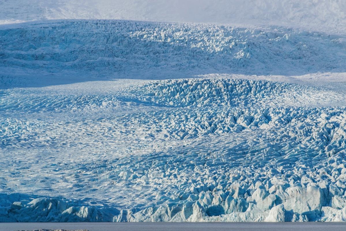 Glacier de Jokulsarlon
