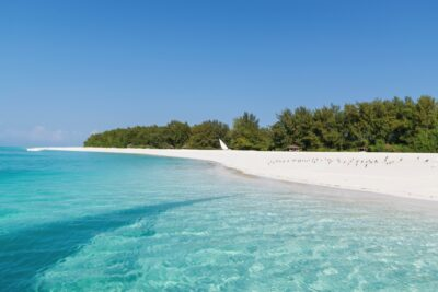 Île de Mnemba, archipel de Zanzibar