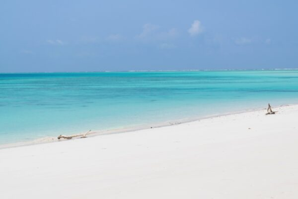 Plage de Mnemba Island à Zanzibar