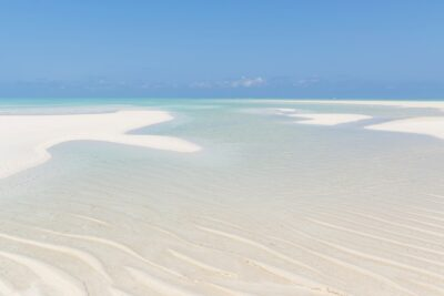 Plage de Mnemba Island