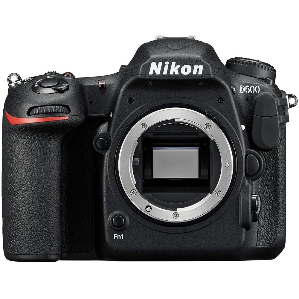 Reflex Nikon D500 APS-C : idéal pour voyager