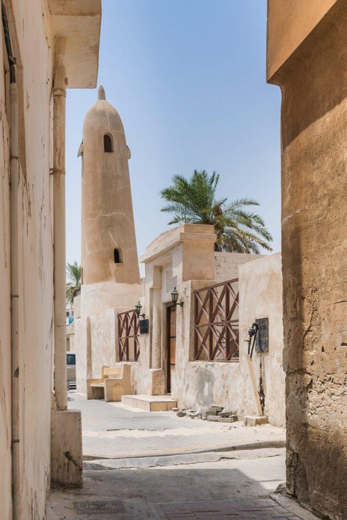 Vieille ville de Muharraq