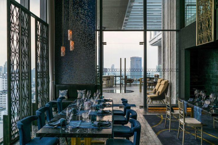 137 Pillars Suites à Bangkok : restaurant