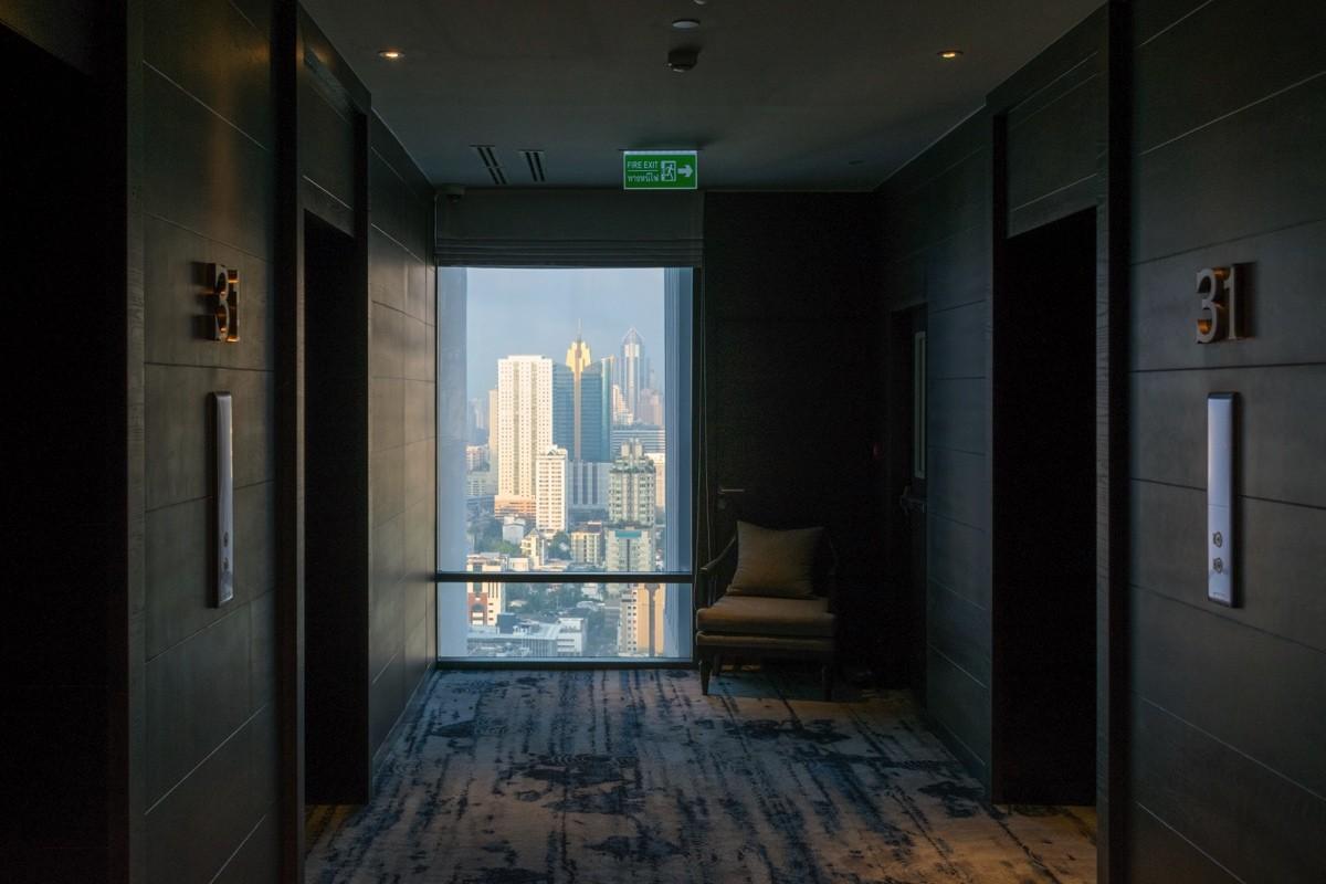 31st floor @ 137 Pillars Bangkok