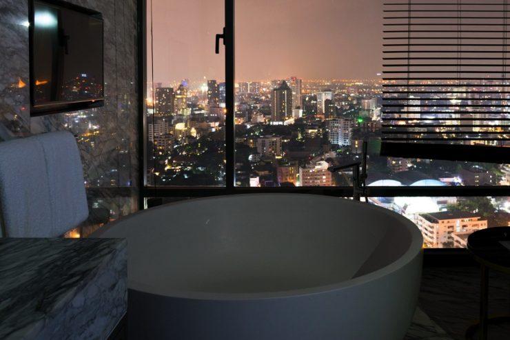 Salle de bain au 137 Pillars Suites de Bangkok