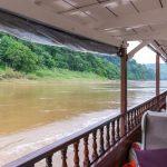 Croisière sur le Mékong au Laos