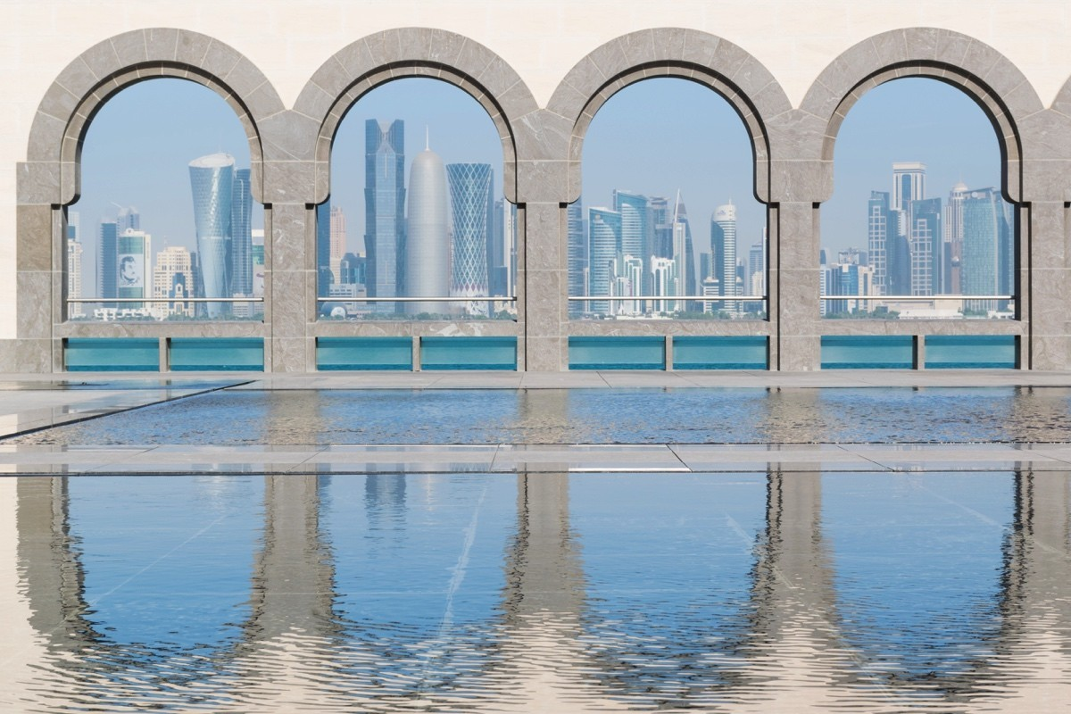 Doha au Qatar