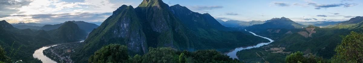 Pha Daeng peak : panorama