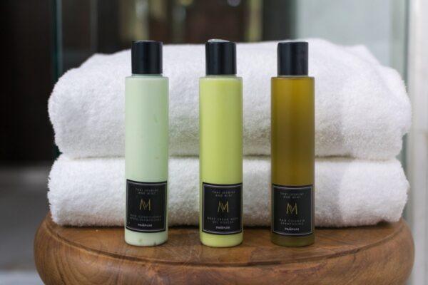 Produits de bain à Villa Mahabhirom