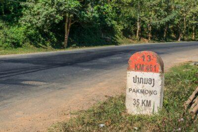 Road trip au Laos