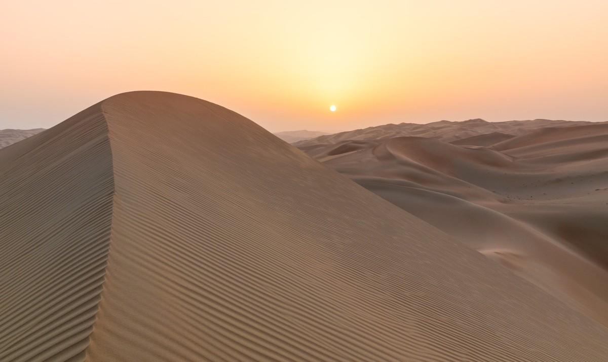 Rub al Khali : désert de Liwa