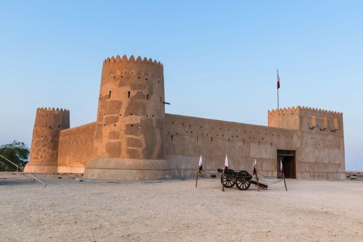 Fort Al Zubarah - Qatar