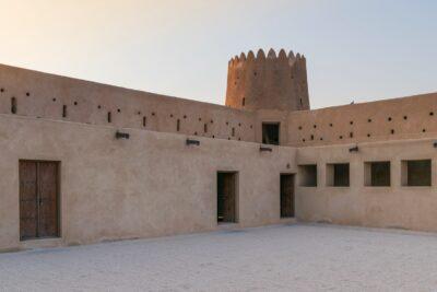 Fort Zubarah au Qatar